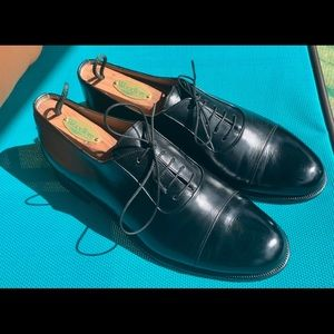 BRUNO MAGLI Ricardo Oxford Lace Up Dress Shoes